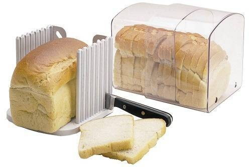 Kitchencraft Bread Keeper Expanding