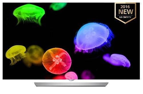 LG Electronics 4K Ultra HD Flat Smart OLED TV