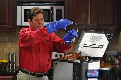 Masterbuilt Butterball Indoor Best Turkey Fryers