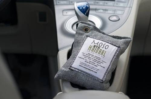 Moso Natural Air Purifying Bag Best Car Air Freshener