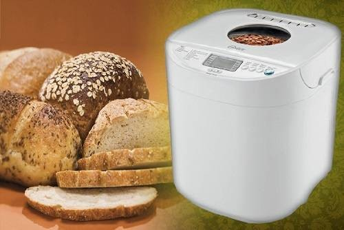 Oster CKSTBRTW20 Expressbake Best Bread Makers