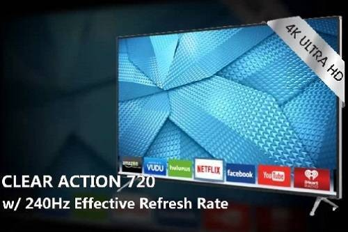 VIZIO Best 4K Ultra HD LED Smart TV