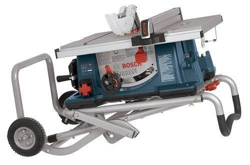 Bosch 4100-09 Worksite Table Saw with Gravity-Rise Stand