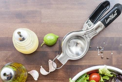 Lemoment Lemon Squeezer, the Best Stainless Steel Juicer