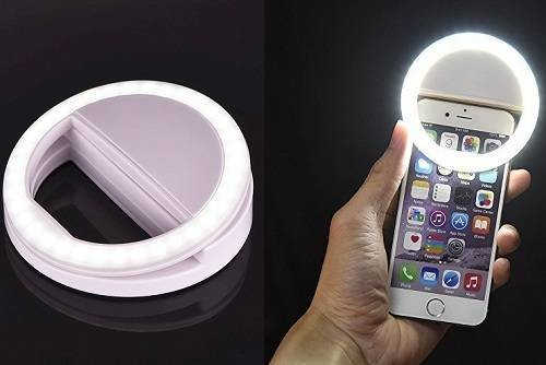 eBoot LED-Ring Selfie Light