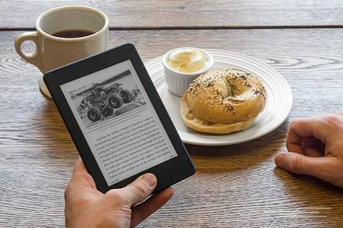 Kindle Paperwhite Best eBook Readers