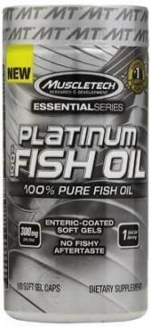 MuscleTech Platinum 100% Fish Oil