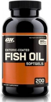 Optimum Nutrition Fish Oil Soft-gels