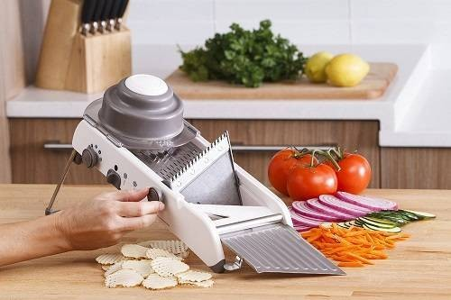 Progressive International PL8 Mandoline Slicer
