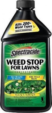 Spectracide 95834 Weed-Stop for Lawns