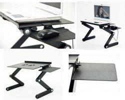 Top 10 Best Laptop Desks Bed Reviews