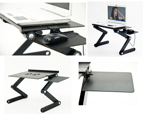 Top 10 Best Laptop Desks Bed Reviews